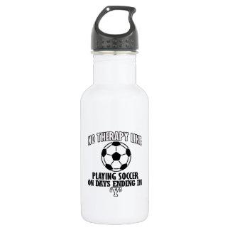 Garrafa De Aço Inoxidável Tendendo o design legal do futebol