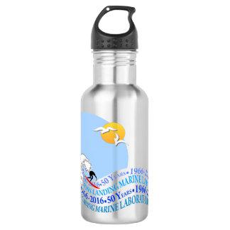 Garrafa de água (18 onças): Onda de MLML 50th
