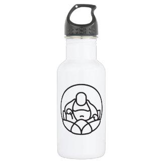 Garrafa de água 18oz original de Buddha Co. do