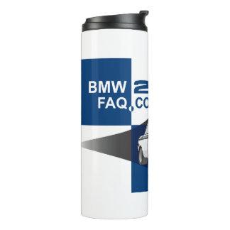 Garrafa de água 2002 do FAQ de BMW