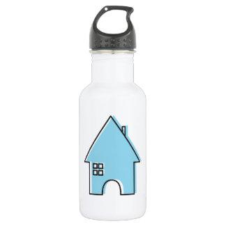 Garrafa de água customizável do corretor de