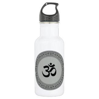 Garrafa de água da ioga