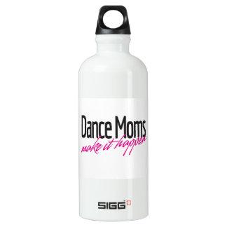 Garrafa de água da mamã da dança