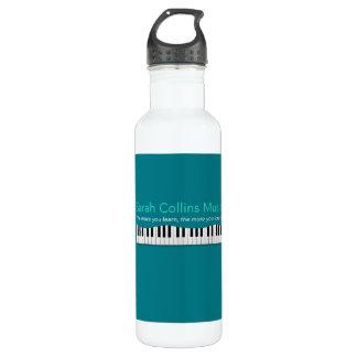 Garrafa de água da música de Sarah Collins