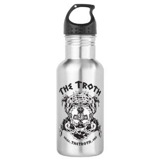 Garrafa de água de aço inoxidável do Troth
