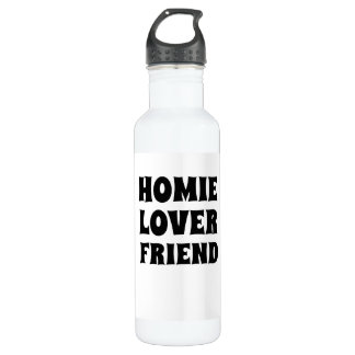 Garrafa de água do amigo do amante de Homie
