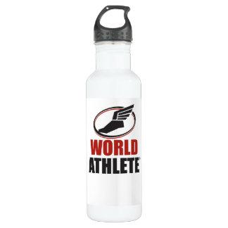 Garrafa de água do costume de Athlete® do mundo