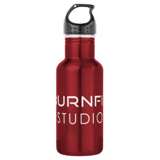 Garrafa de água do estúdio de BurnFit