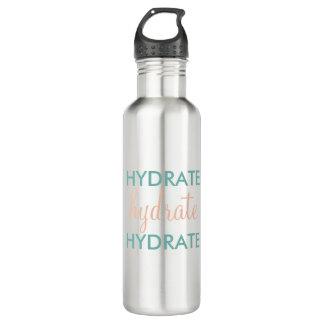 Garrafa de água do hidrato