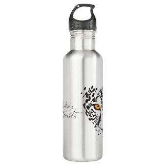 "Garrafa de água do ""leopardo"" de Sophisticats"