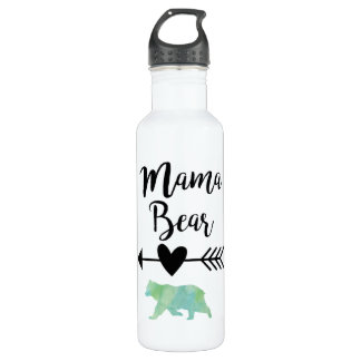 Garrafa de água do Mama Carregamento