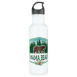 Garrafa de água do Mama Carregamento Hiking