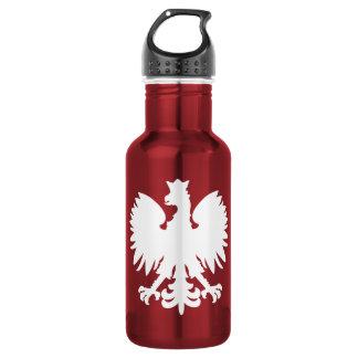 Garrafa de água polonesa de Eagle