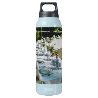 Garrafa de água - presente de casamento