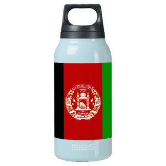 Garrafa De Água Térmica Bandeira afegã patriótica