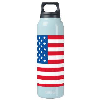 Garrafa De Água Térmica Bandeira dos Estados Unidos da bandeira dos EUA