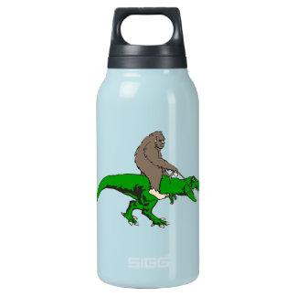 Garrafa De Água Térmica Bigfoot que monta T Rex