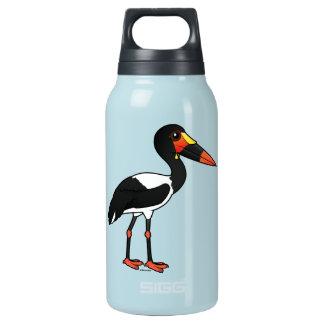 Garrafa De Água Térmica Birdorable Sela-faturou a cegonha