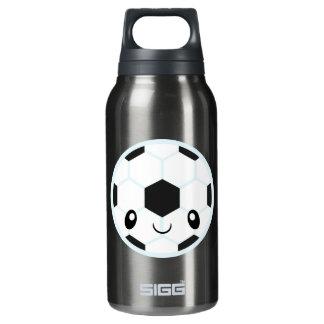 Garrafa De Água Térmica Bola de futebol Emoji