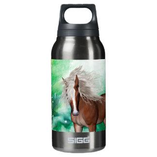 Garrafa De Água Térmica Cavalo bonito no país das maravilhas