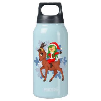 Garrafa De Água Térmica Elogio do Natal