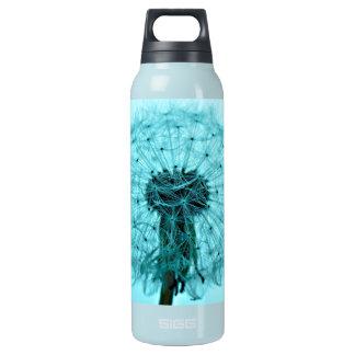 Garrafa De Água Térmica Flor do dente-de-leão