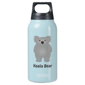 Garrafa De Água Térmica O urso de Koala bonito do bebê de Austrália