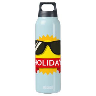 Garrafa De Água Térmica Sol legal dos sunglass