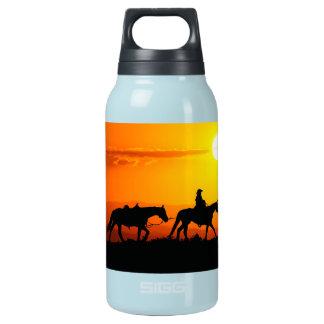 Garrafa De Água Térmica Vaqueiro-Vaqueiro-texas-ocidental-país ocidental