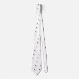 Garrafa de bebê gravata