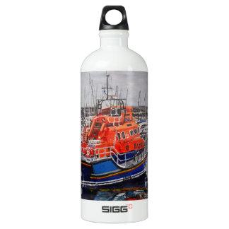 Garrafa feita sob encomenda do viajante do barco