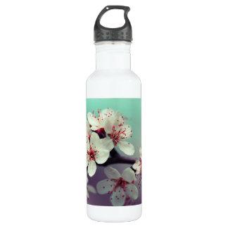 Garrafa Flor de cerejeira cor-de-rosa, Cherryblossom,