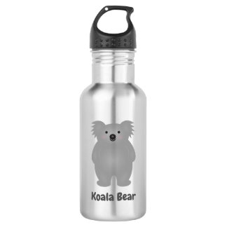 Garrafa O urso de Koala bonito do bebê de Austrália