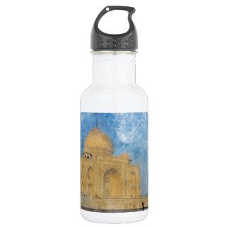 Garrafa Taj Mahal em Agra India
