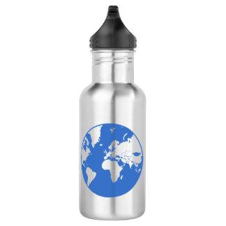 Garrafa Terra/garrafa de água feita sob encomenda (532