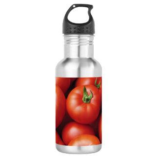 Garrafa Tomates maduros - vermelho brilhante, fresco