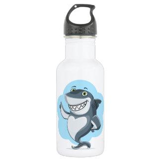 Garrafa Tubarão feliz