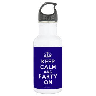 Garrafas da liberdade garrafa d'água