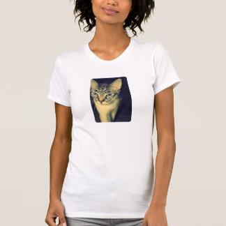 Gatinho Camiseta