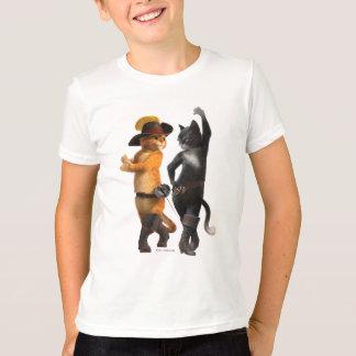 Gatinho do Puss do CG Camiseta