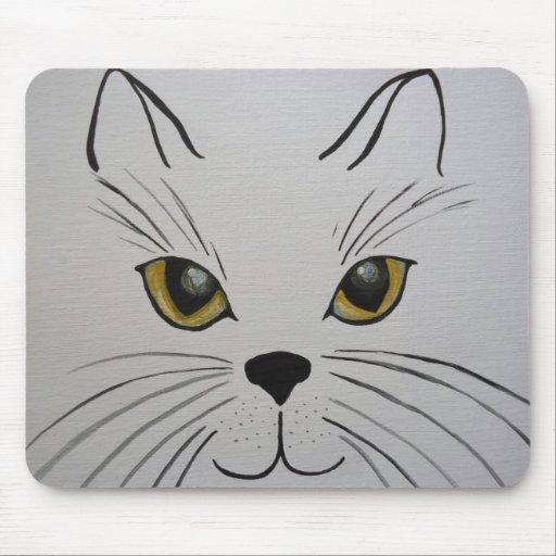 Gatinho Kat Mousepads