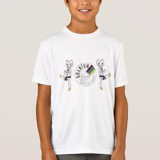 Gatinhos do quantum camiseta