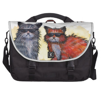 Gatinhos maus maleta para notebook