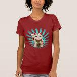 Gato afortunado (Maneki-neko) T-shirts