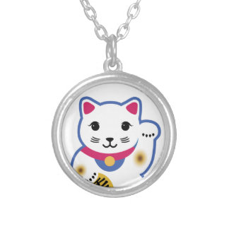 Gato afortunado pequeno, Maneki-neko, 招き猫 Pingente