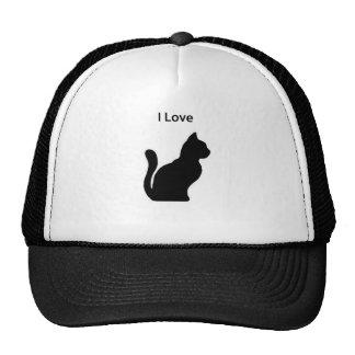 Gato - amor de I Boné