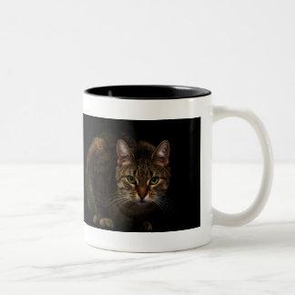 Gato Caneca Dois Tons