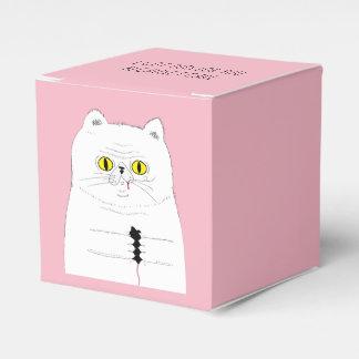 Gato com rato eu obtive a isto para você a caixa