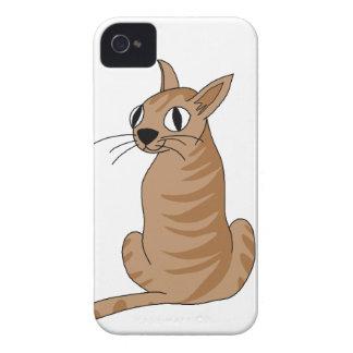 Gato de Brown Capa Para iPhone