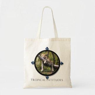 Gato de selva bolsa de lona